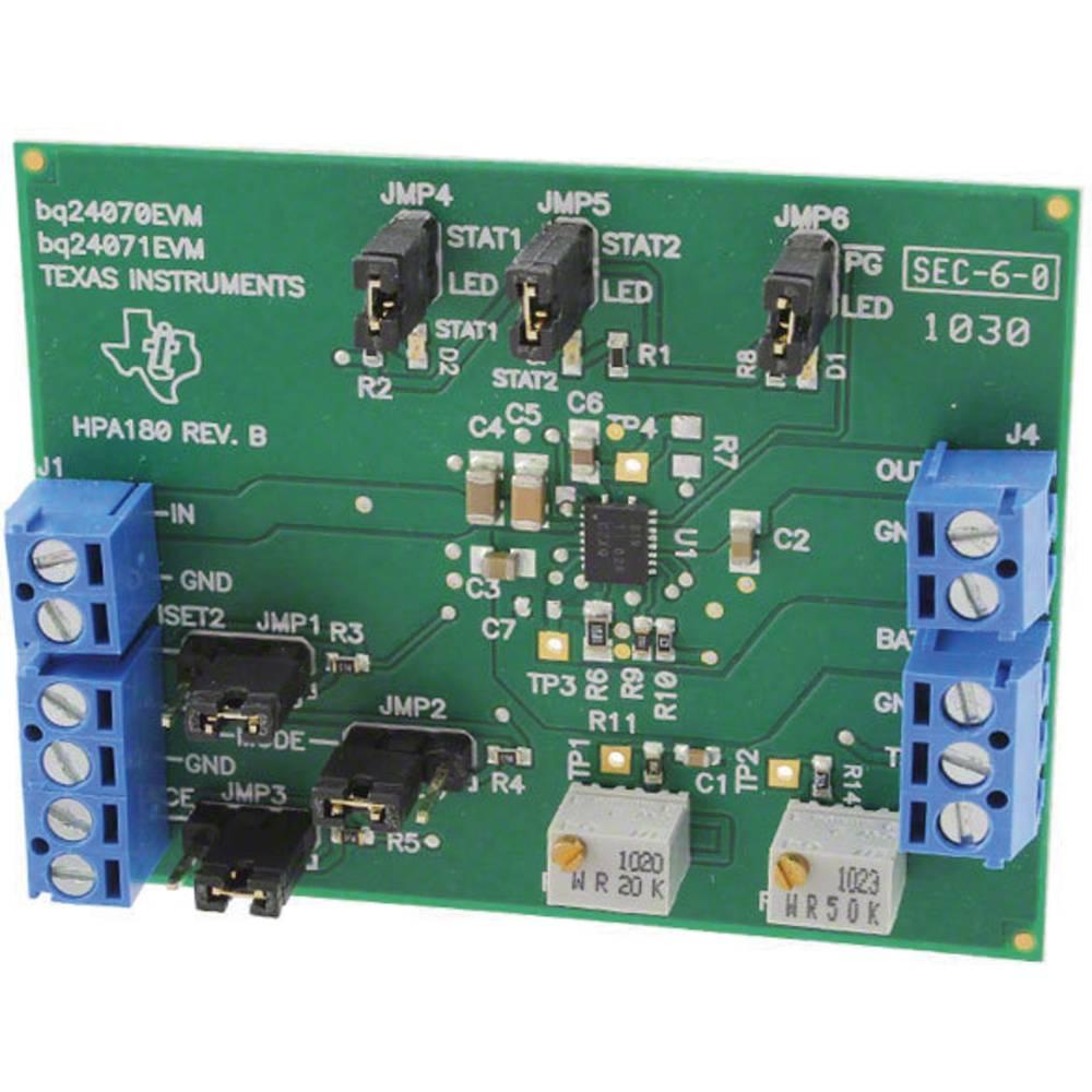 Razvojna plošča Texas Instruments BQ24071EVM