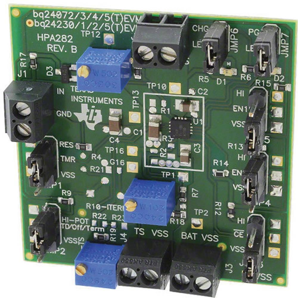 Razvojna plošča Texas Instruments BQ24072EVM