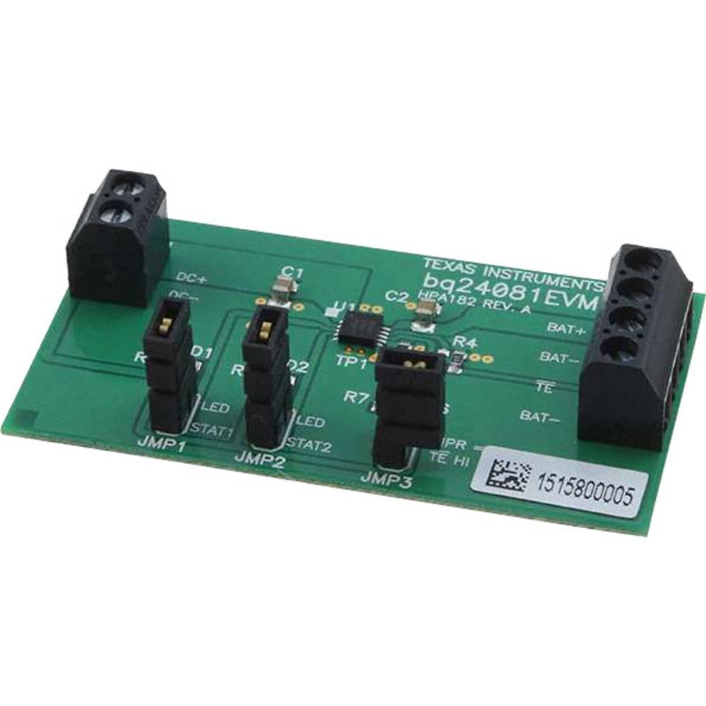 Razvojna plošča Texas Instruments BQ24081EVM