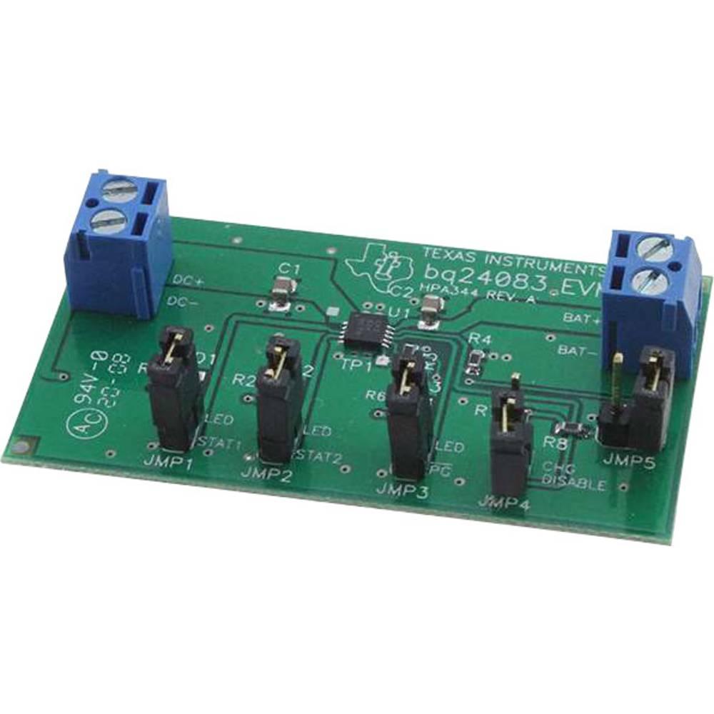 Razvojna plošča Texas Instruments BQ24083EVM