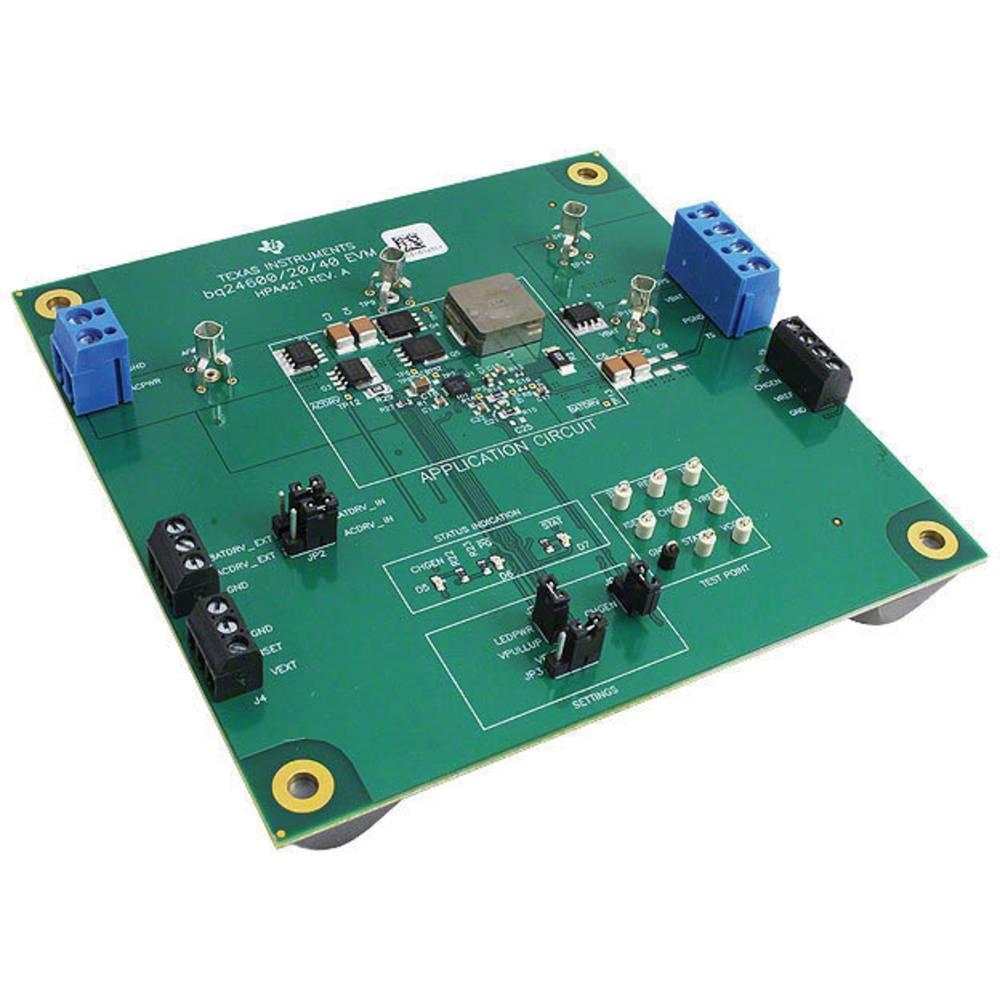 Razvojna plošča Texas Instruments BQ24600EVM