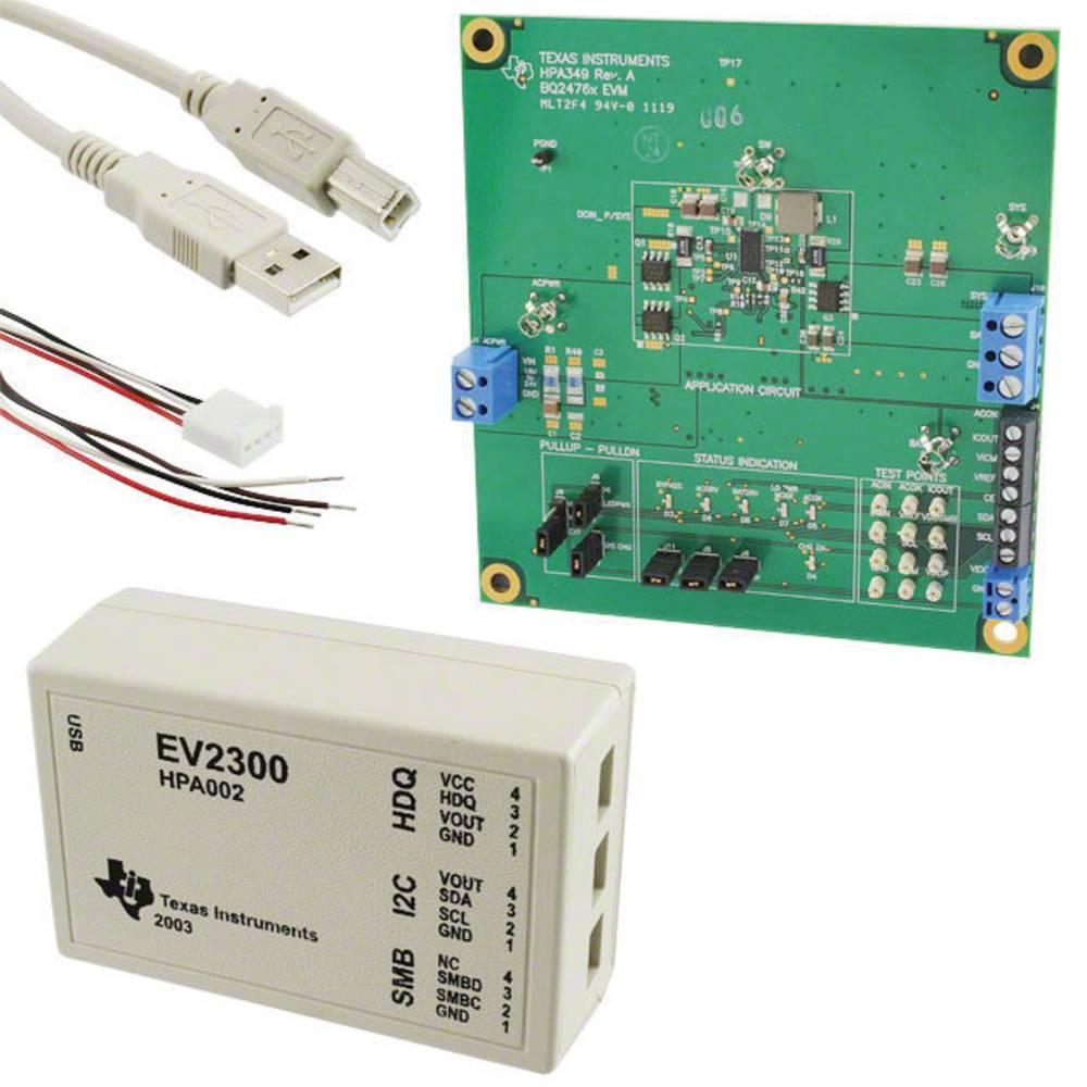 Razvojna plošča Texas Instruments BQ24765EVM