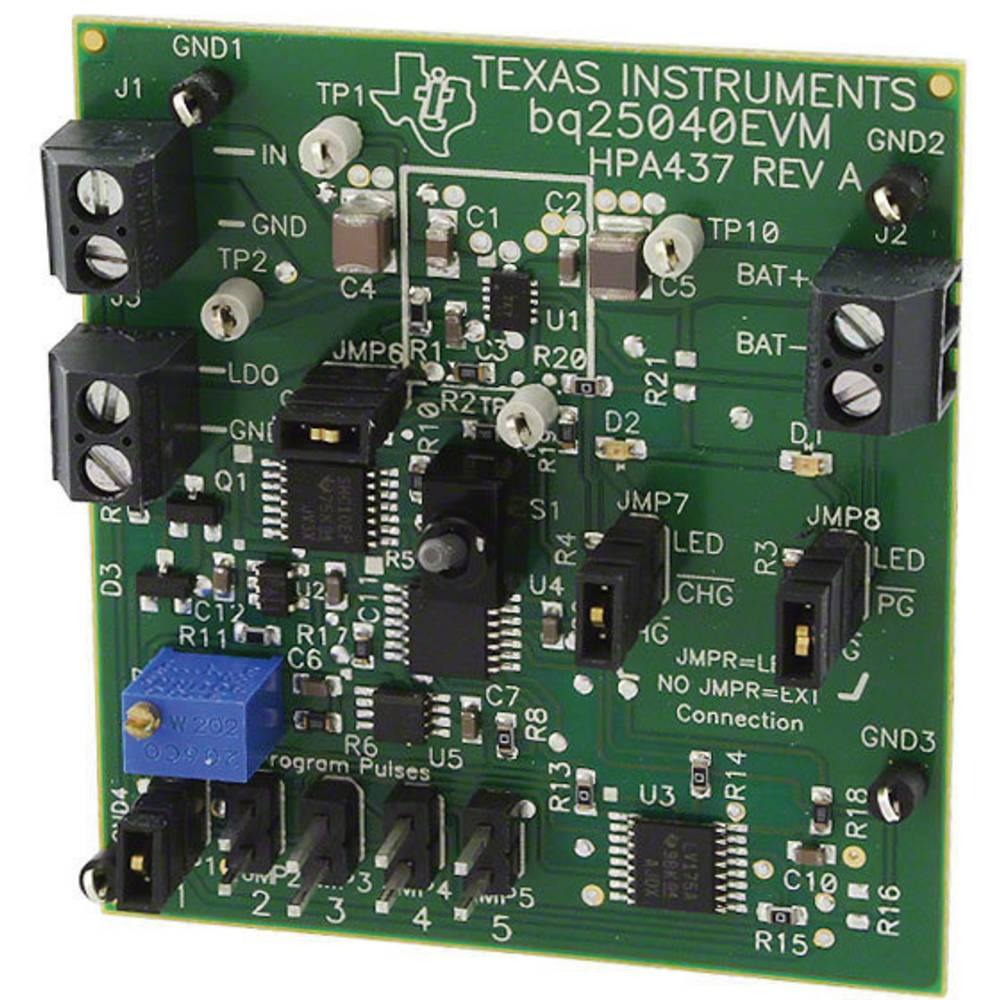 Razvojna plošča Texas Instruments BQ25040EVM