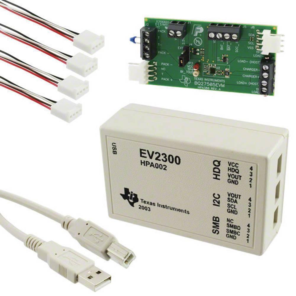Razvojna plošča Texas Instruments BQ27505EVM