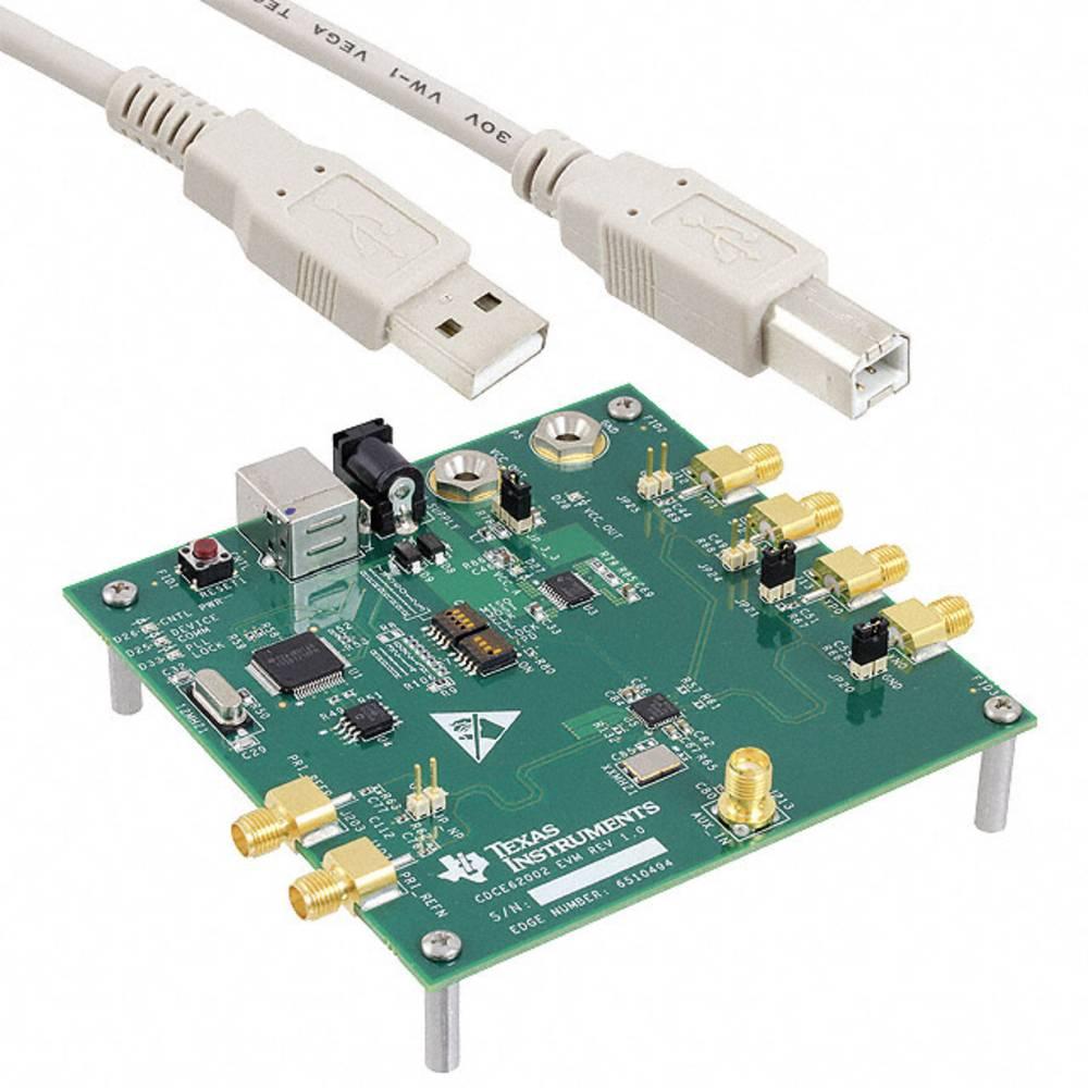 Razvojna plošča Texas Instruments CDCE62002EVM