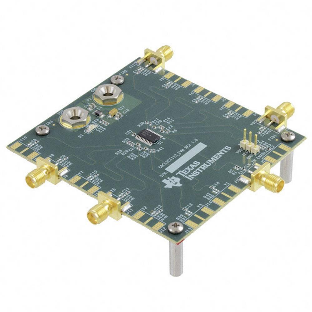 Razvojna plošča Texas Instruments CDCLVC1112EVM