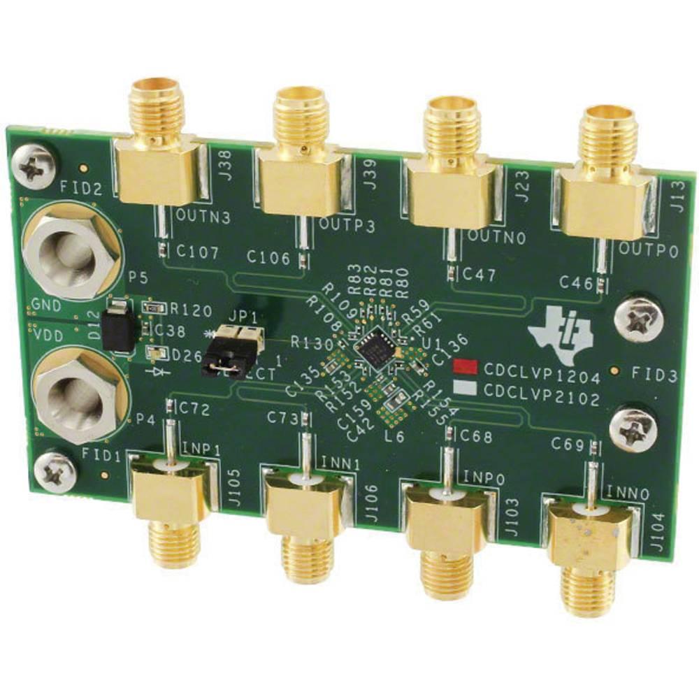 Razvojna plošča Texas Instruments CDCLVP1204EVM