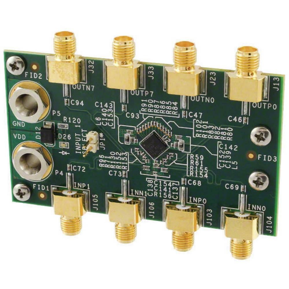Razvojna plošča Texas Instruments CDCLVP1208EVM