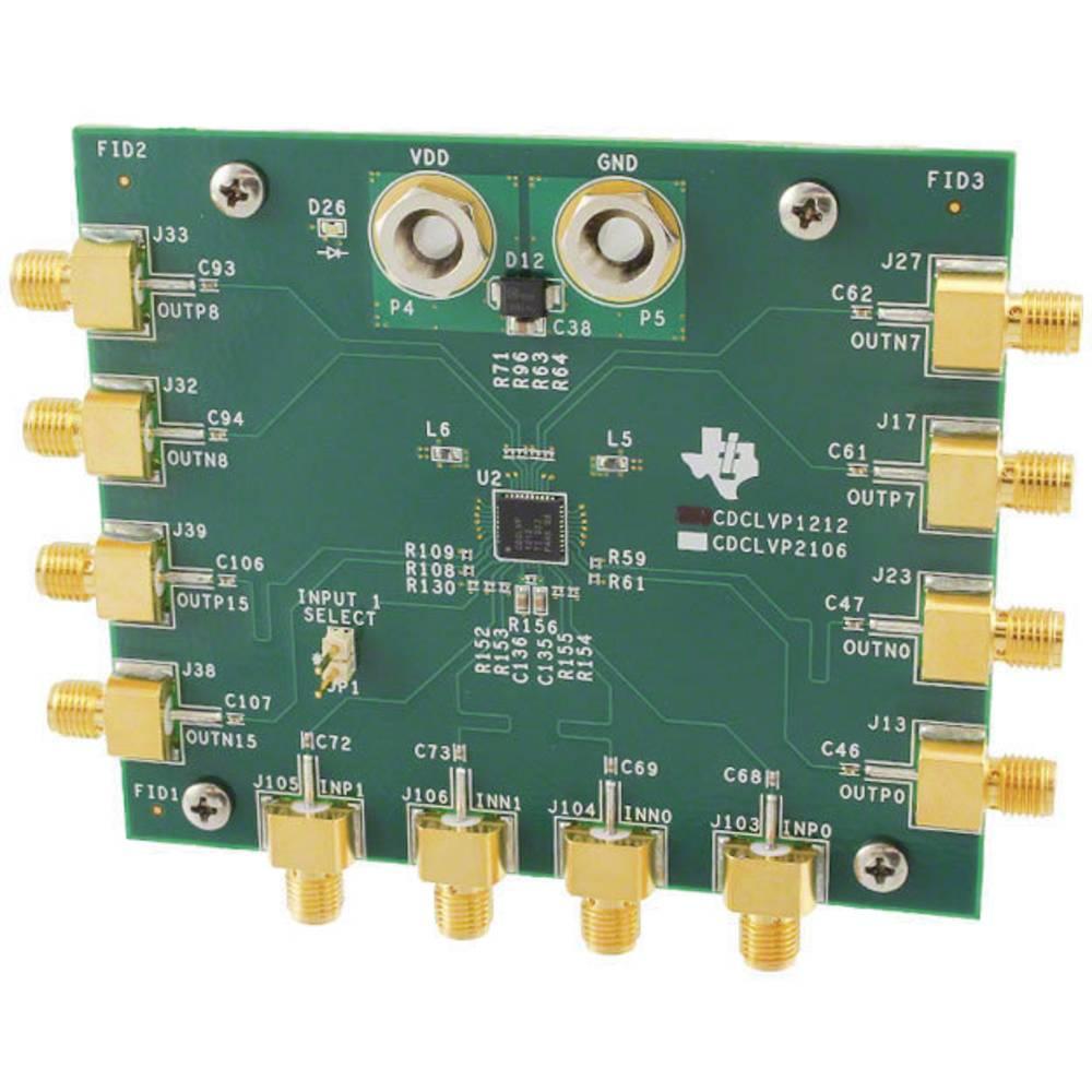 Razvojna plošča Texas Instruments CDCLVP1212EVM