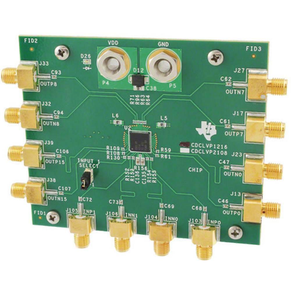 Razvojna plošča Texas Instruments CDCLVP1216EVM