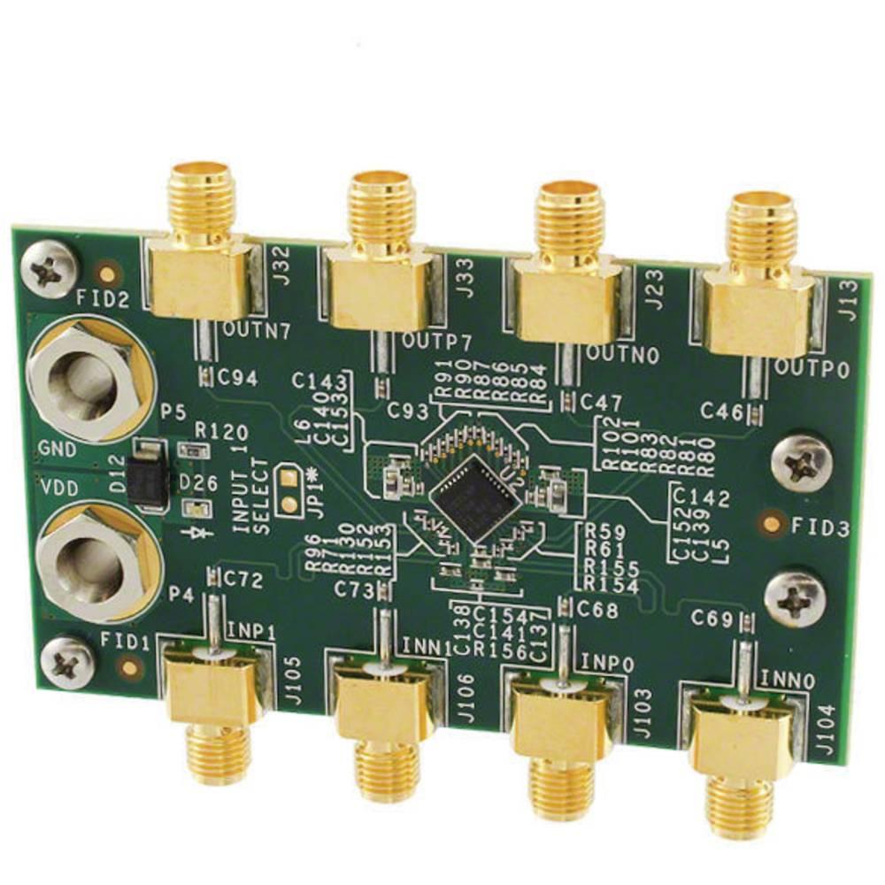 Razvojna plošča Texas Instruments CDCLVP2104EVM