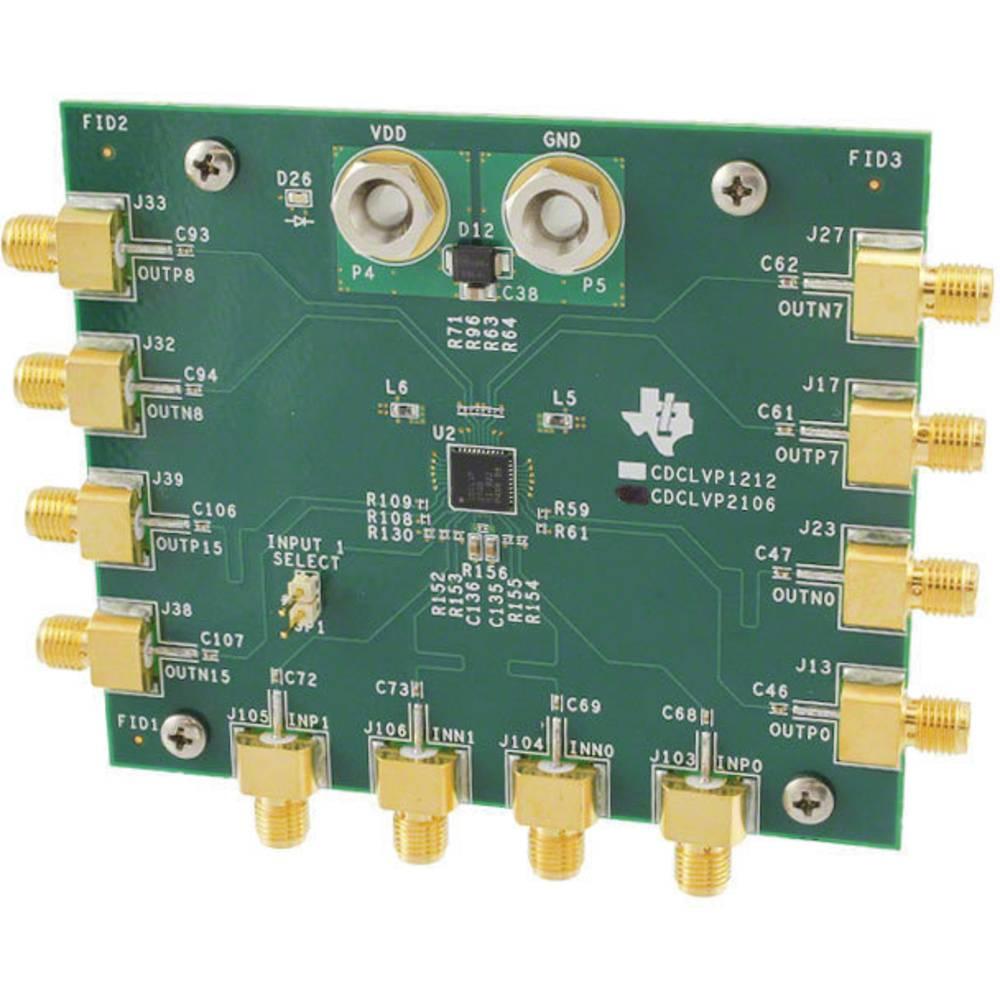Razvojna plošča Texas Instruments CDCLVP2106EVM