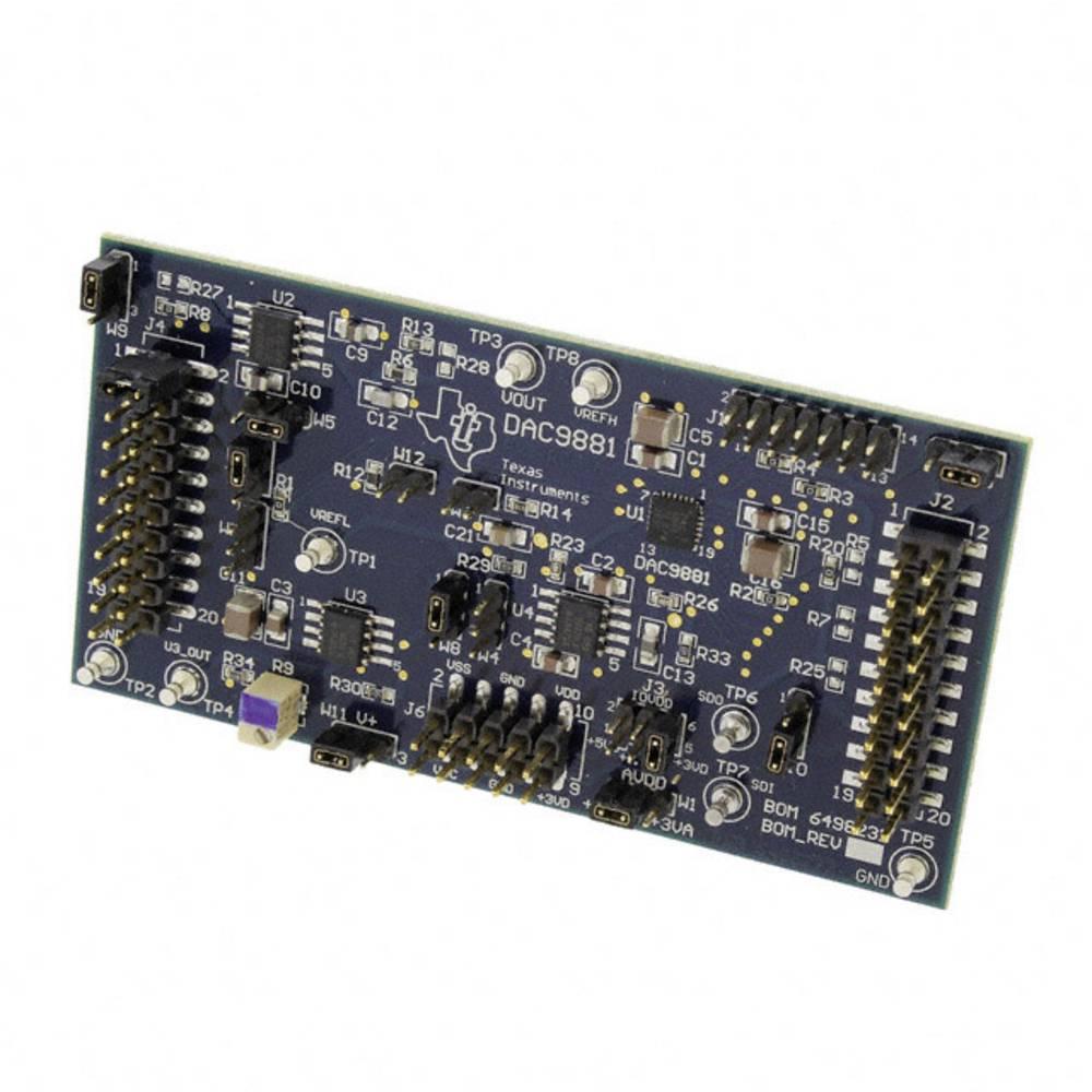 Razvojna plošča Texas Instruments DAC9881EVM