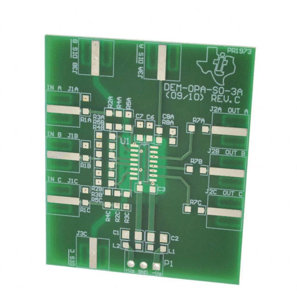 Plošča za tiskano vezje (neopremljena) Texas Instruments DEM-OPA-SO-3A
