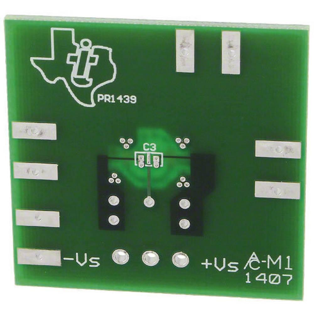 Plošča za tiskano vezje (neopremljena) Texas Instruments DEM-VCA-MSOP-1A