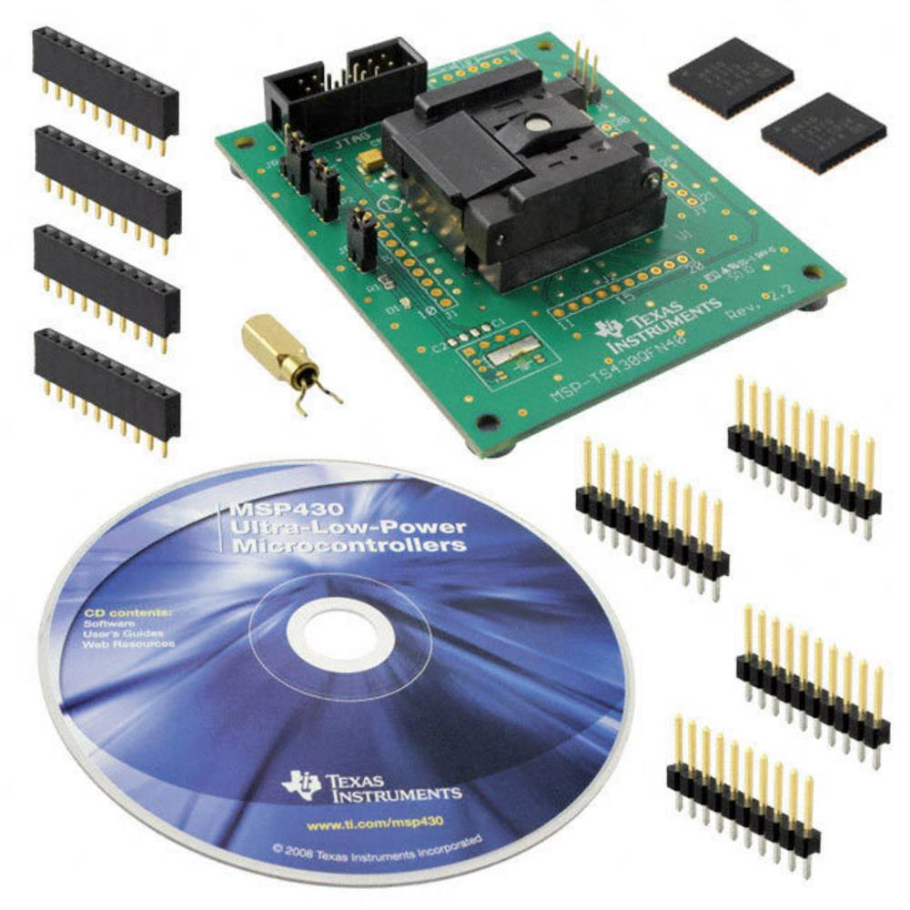 Razvojna plošča Texas Instruments MSP-TS430QFN23X0