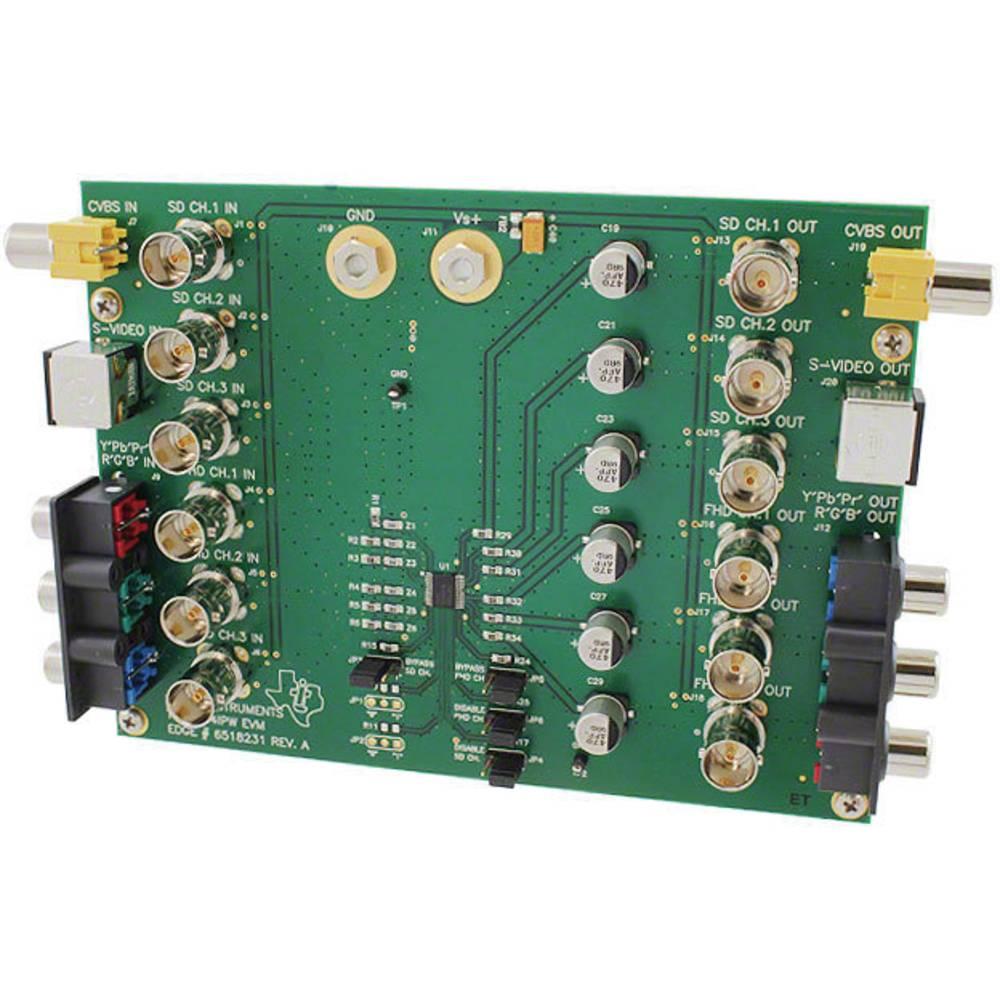 Razvojna plošča Texas Instruments THS7364EVM