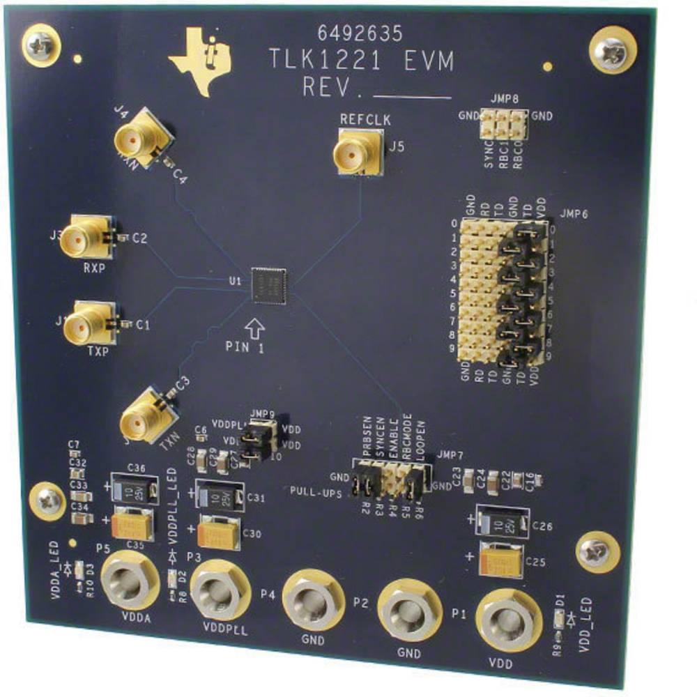 Razvojna plošča Texas Instruments TLK1221EVM