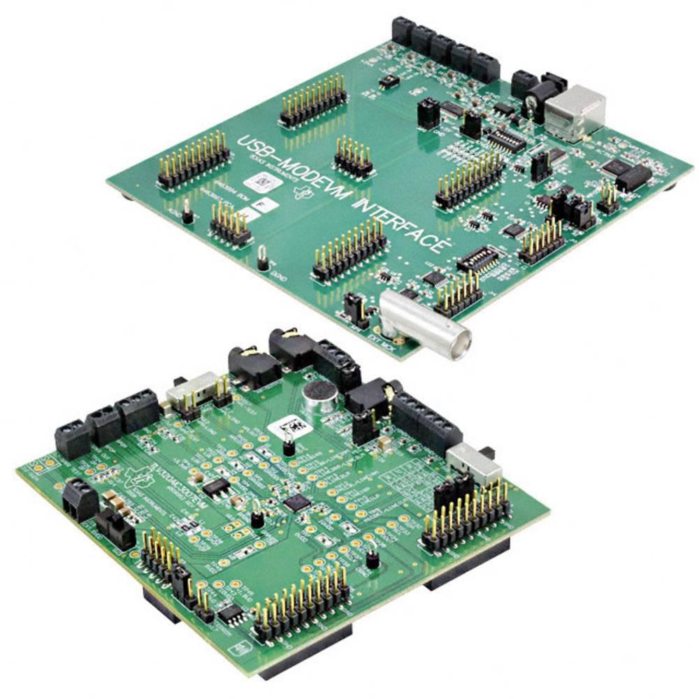 Razvojna plošča Texas Instruments TLV320AIC3007EVM-K