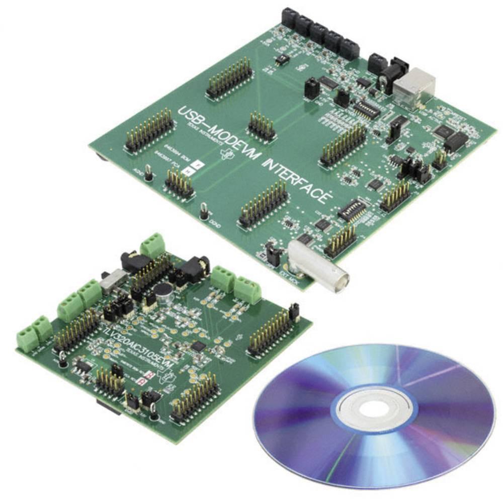 Razvojna plošča Texas Instruments TLV320AIC3105EVM-K