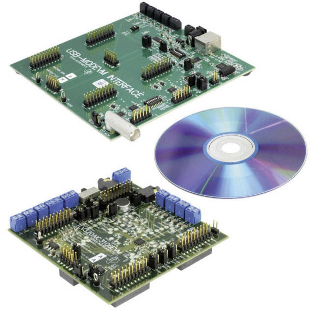 Razvojna plošča Texas Instruments TLV320AIC3106EVM-K