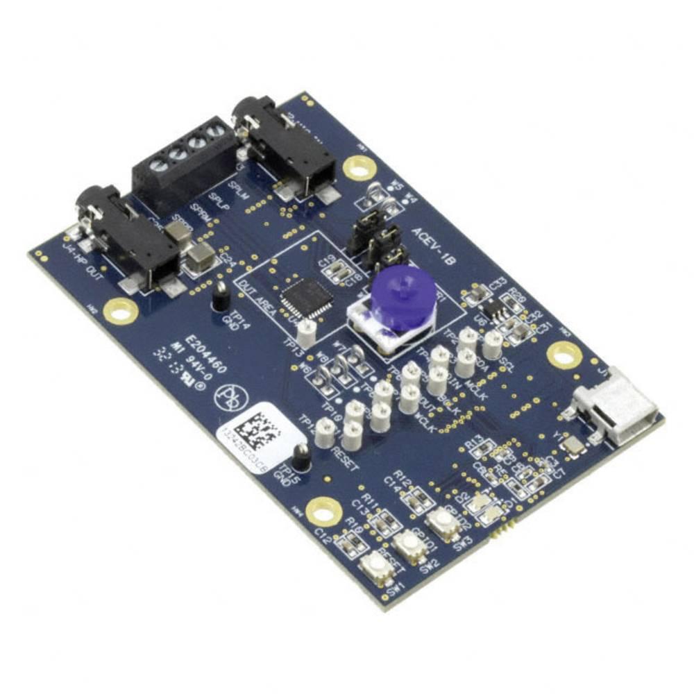 Razvojna plošča Texas Instruments TLV320AIC3120EVM-U