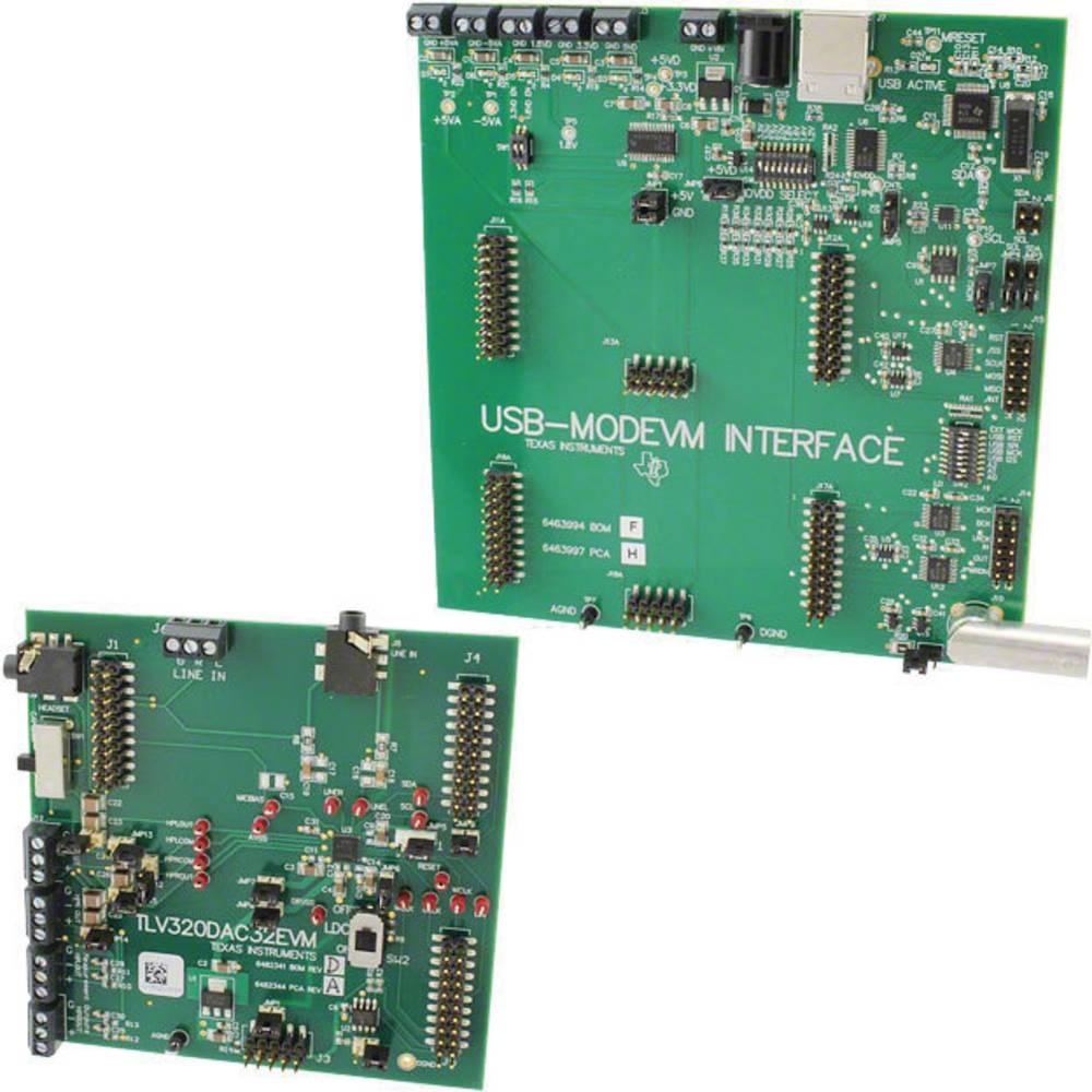 Razvojna plošča Texas Instruments TLV320DAC32EVM-PDK