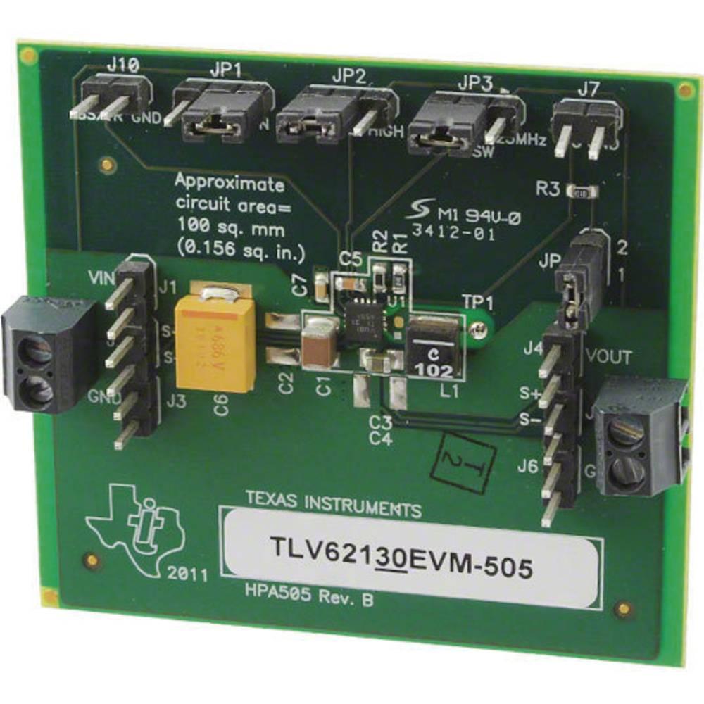Razvojna plošča Texas Instruments TLV62130EVM-505