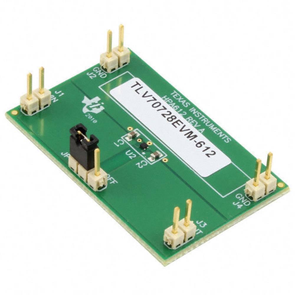 Razvojna plošča Texas Instruments TLV70728EVM-612