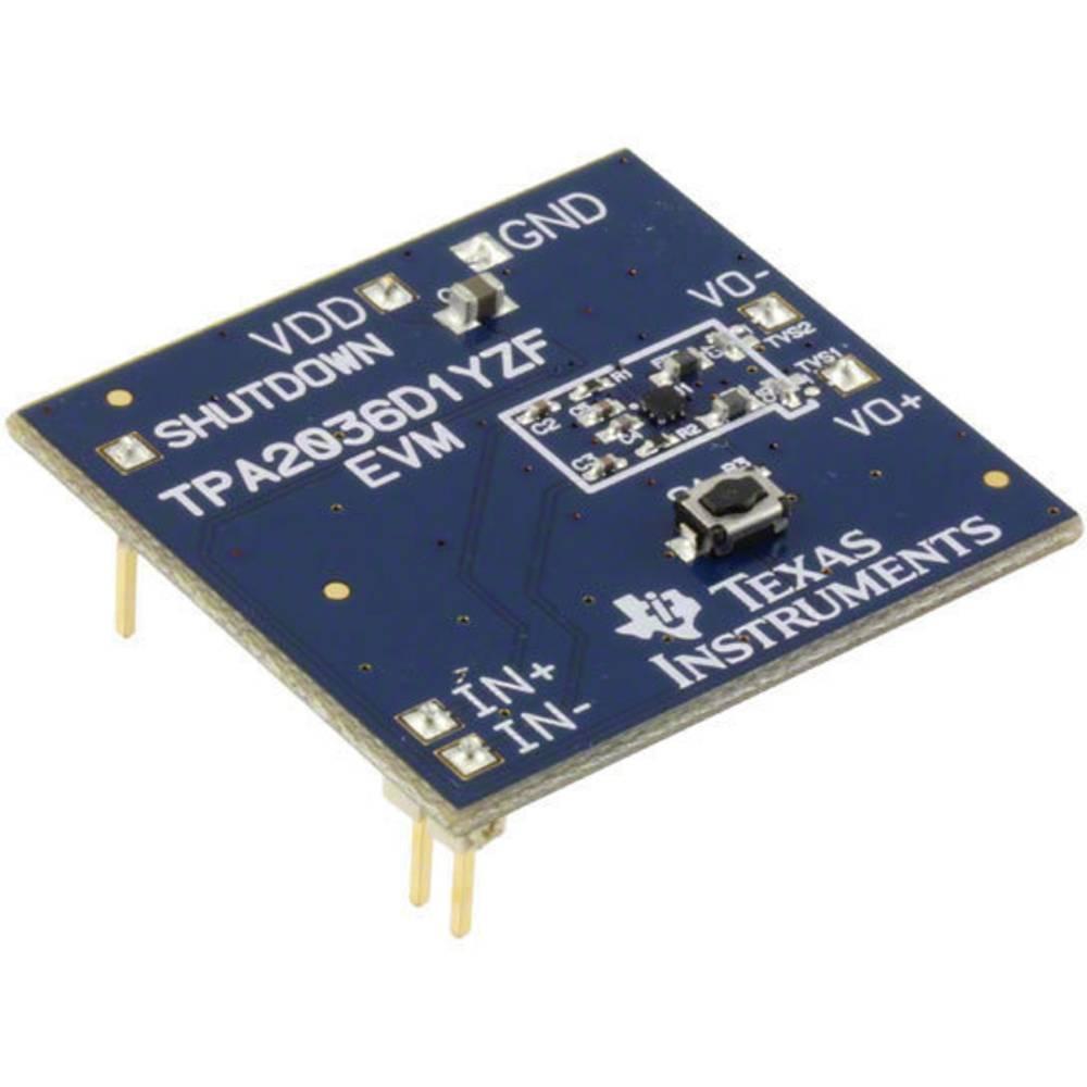 Razvojna plošča Texas Instruments TPA2036D1YZFEVM