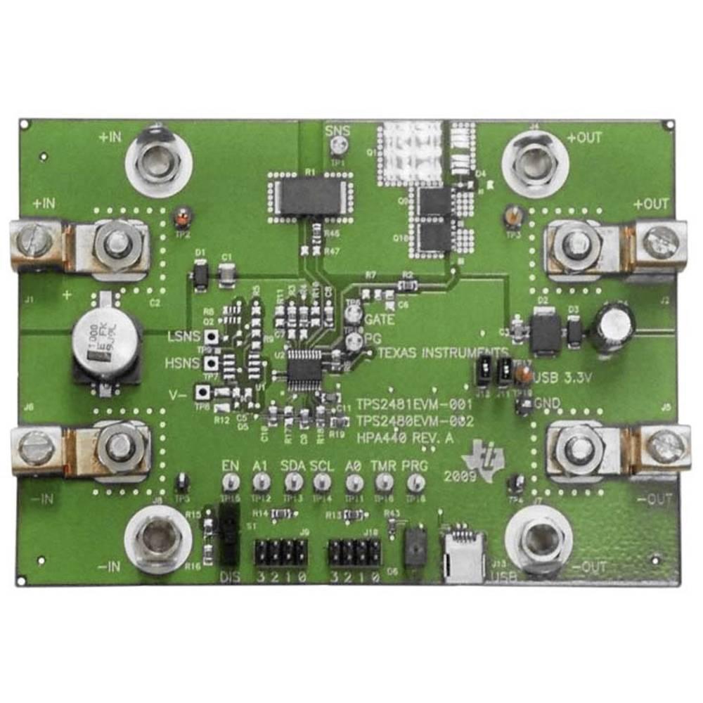 Razvojna plošča Texas Instruments TPS2480EVM-002