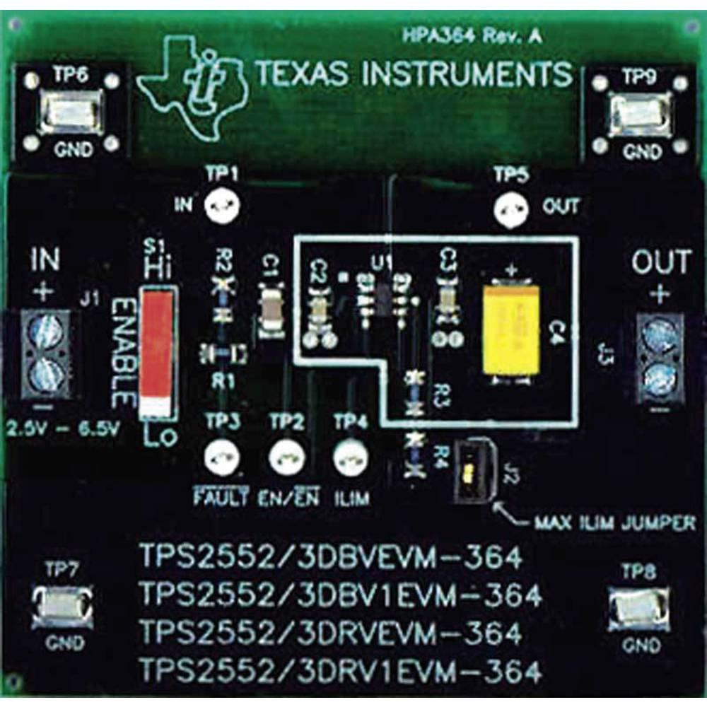 Razvojna plošča Texas Instruments TPS2553DBV1EVM-364