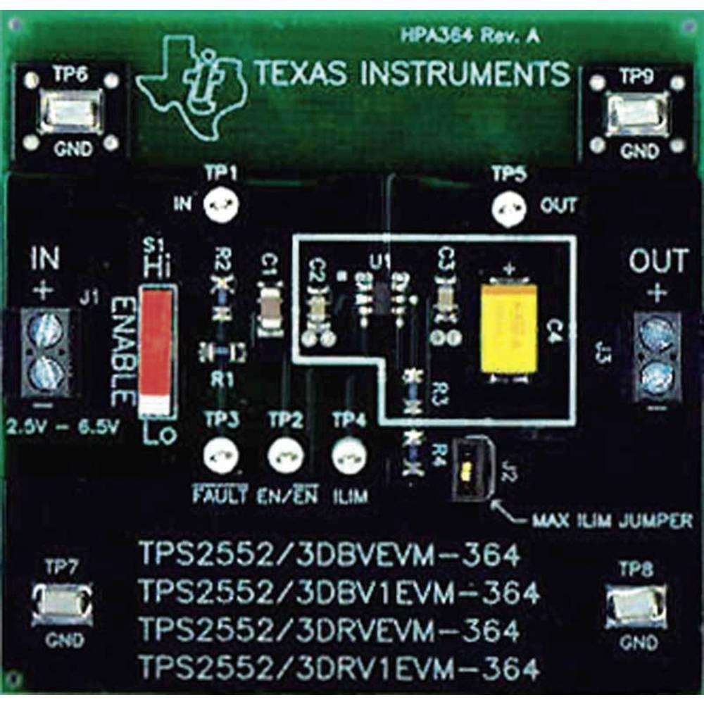 Razvojna plošča Texas Instruments TPS2553DRVEVM-364