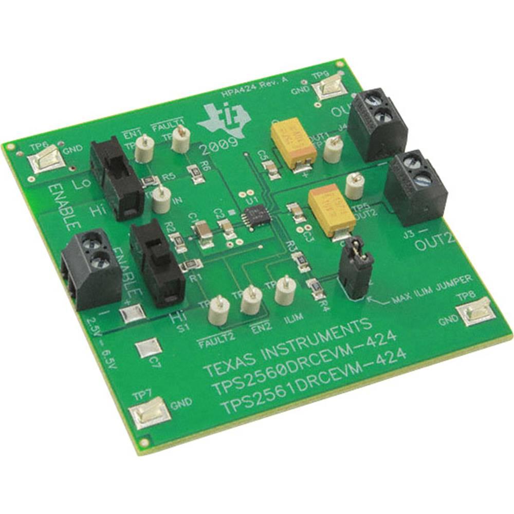 Razvojna plošča Texas Instruments TPS2561DRCEVM-424