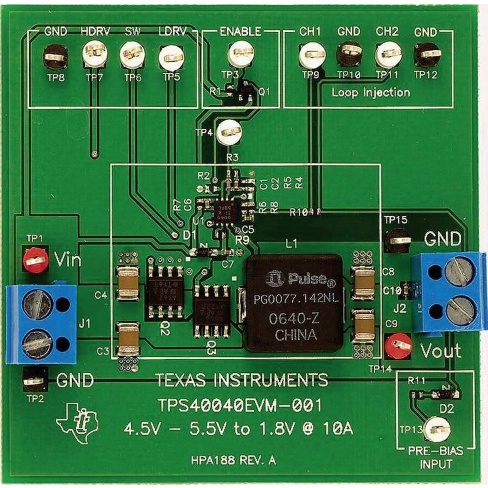 Razvojna plošča Texas Instruments TPS40040EVM-001