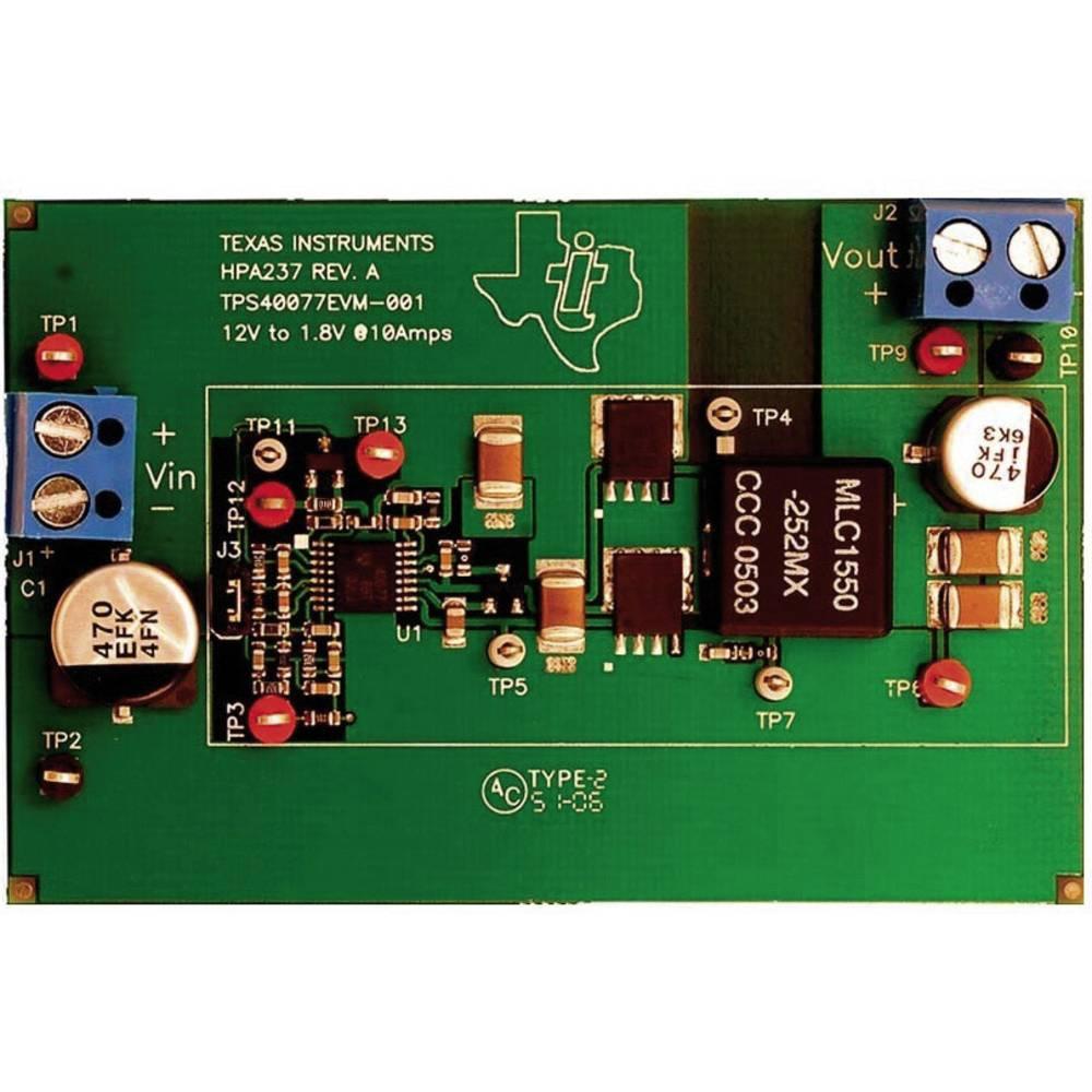 Razvojna plošča Texas Instruments TPS40077EVM-001
