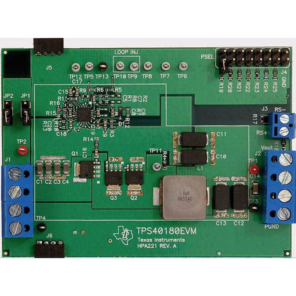 Razvojna plošča Texas Instruments TPS40180EVM