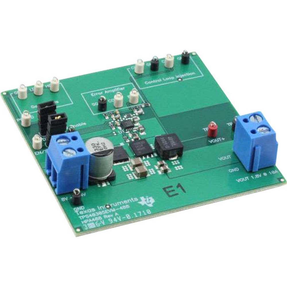 Razvojna plošča Texas Instruments TPS40305EVM-488