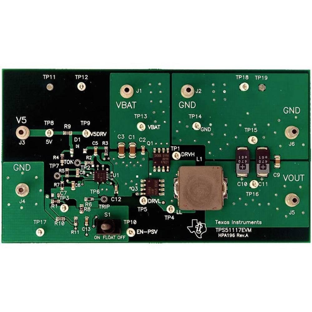 Razvojna plošča Texas Instruments TPS51117EVM