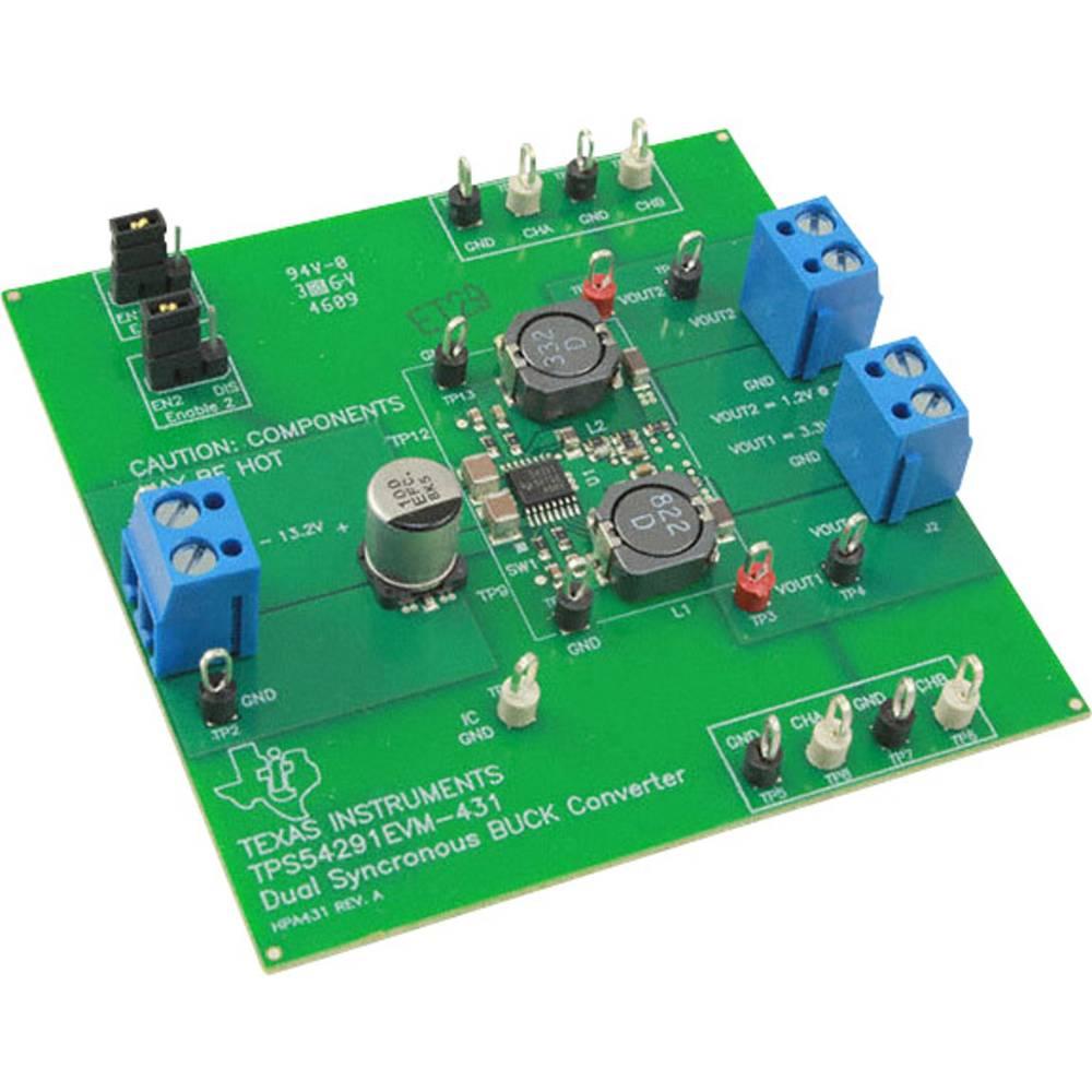 Razvojna plošča Texas Instruments TPS54291EVM-431