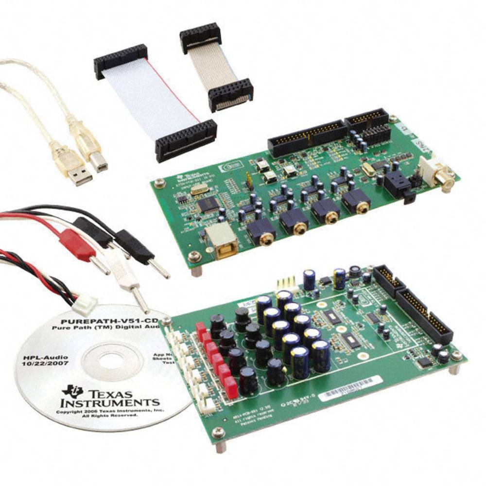 Razvojna plošča Texas Instruments TAS5132DDV6EVM