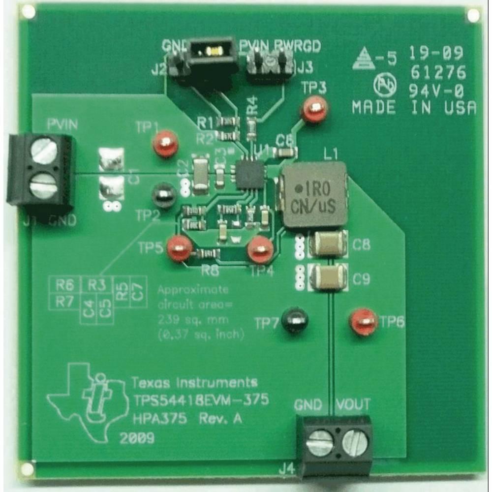 Razvojna plošča Texas Instruments TPS54418EVM-375