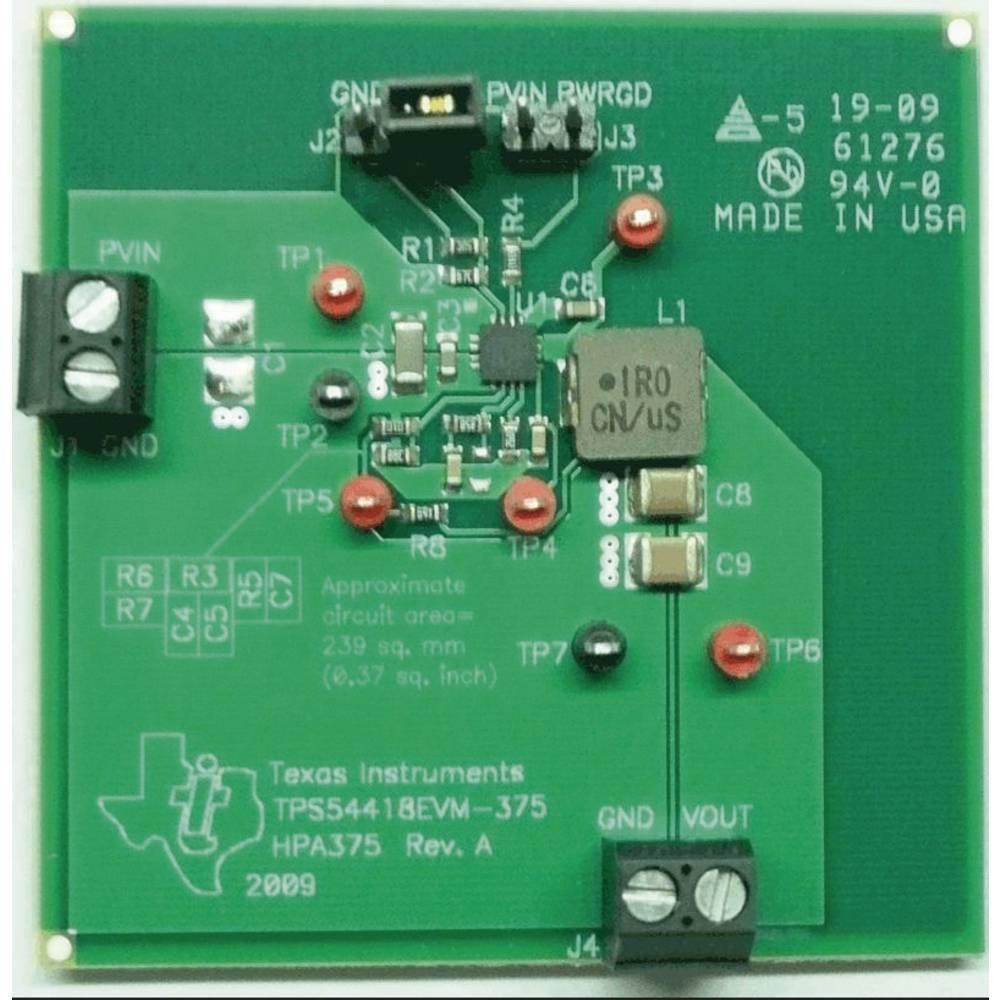Razvojna plošča Texas Instruments TPS54425EVM-608