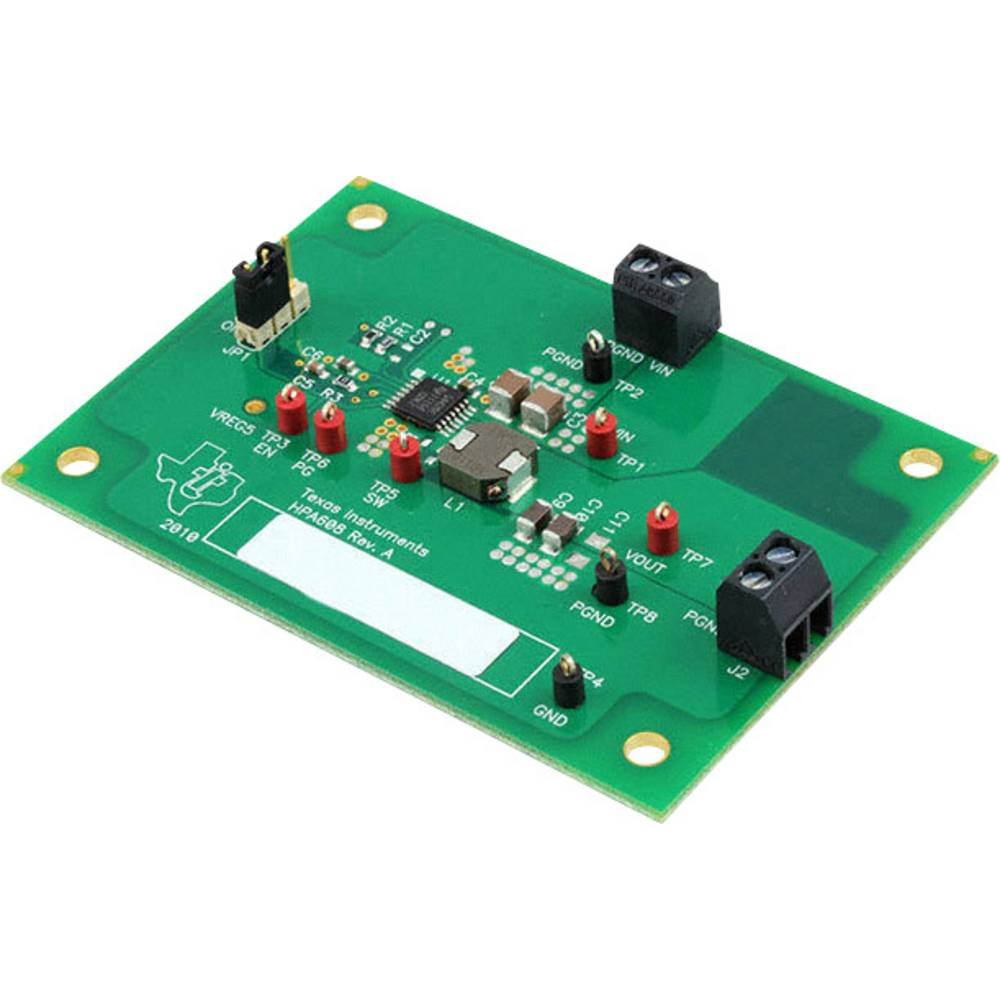 Razvojna plošča Texas Instruments TPS54429EEVM-608