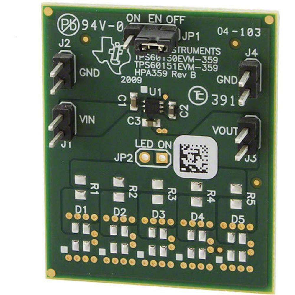 Razvojna plošča Texas Instruments TPS60151EVM-359