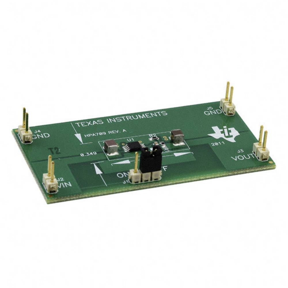 Razvojna plošča Texas Instruments TPS7A4001EVM-709
