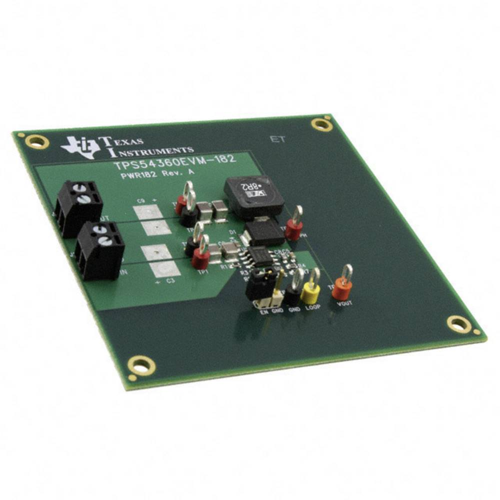 Razvojna plošča Texas Instruments TPS54360EVM-182