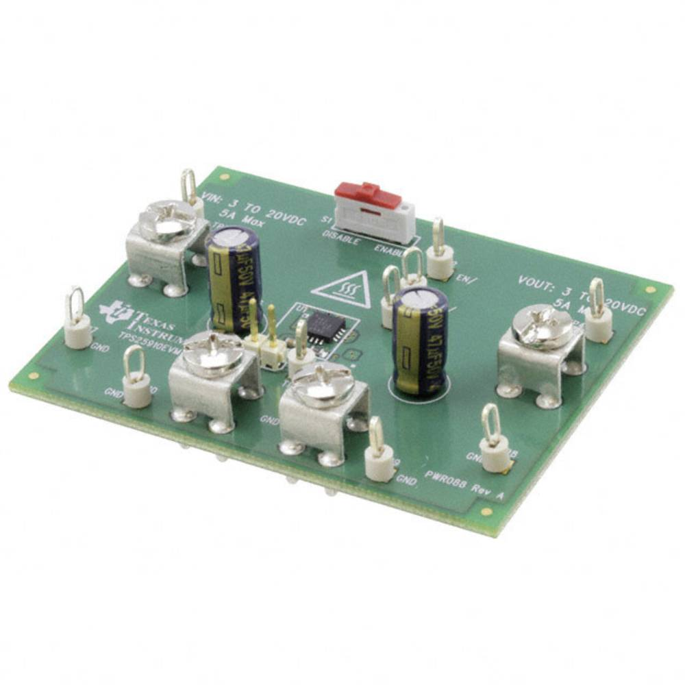 Razvojna plošča Texas Instruments TPS25910EVM-088
