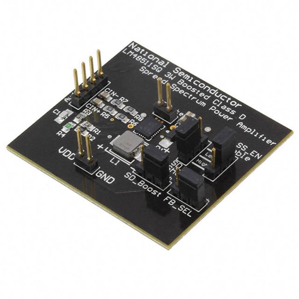 Razvojna plošča Texas Instruments LM48511SQBD/NOPB