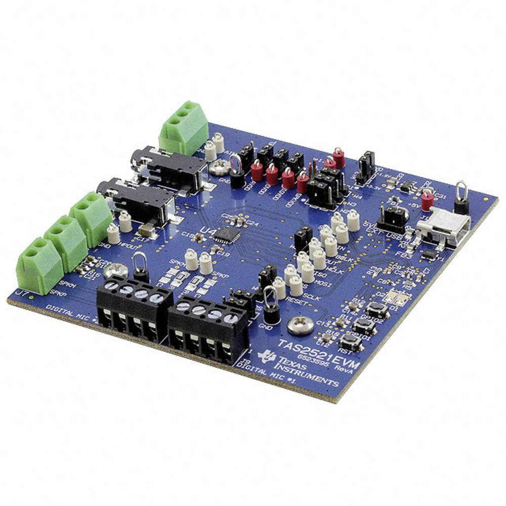 Razvojna plošča Texas Instruments TAS2521EVM